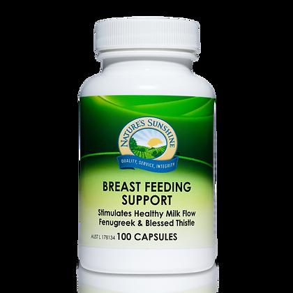 Nature's Sunshine Breast Feeding Support 100 Cap