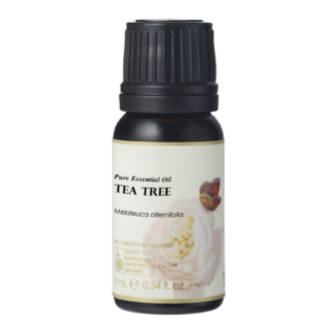 Ausganica Organic Tea Tree Oil 10ml