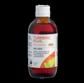 PFE Natural Turmeric Plus 200ml