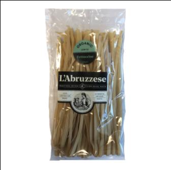 L'Abruzzese Organic Fettuccine 375gm