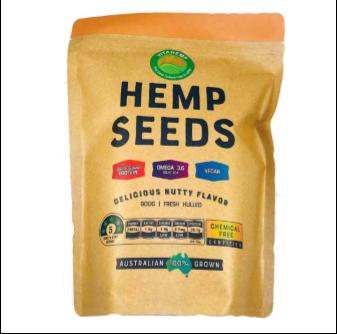 VitaHemp Hulled Hemp Seed 900gm