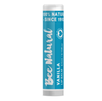 Bee Natural Vanilla Lip Balm 5ml