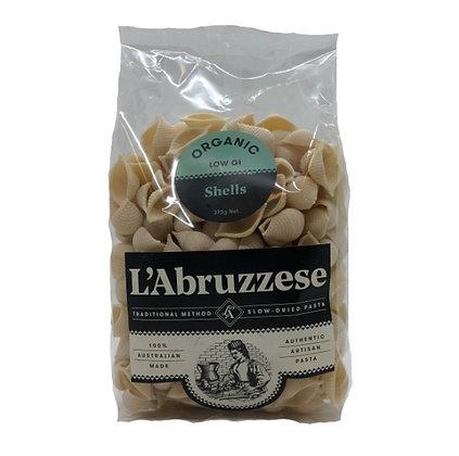 L'Abruzzese Organic Shells 375gm