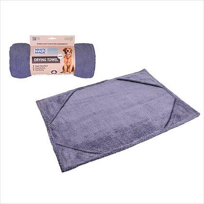 White Magic Pet Drying Towel Large