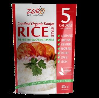 Zero Slim & Healthy Konjac Noodles 400gm