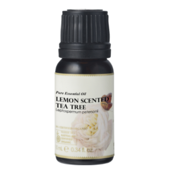 Ausganica Organic Lemon Scented Tea Tree Oil 10ml