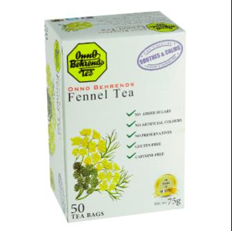 Onno Behrends Fennel Tea 50 Bag