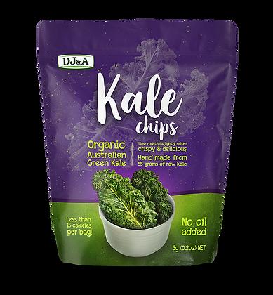 DJ & A Organic Kale Chips 5gm