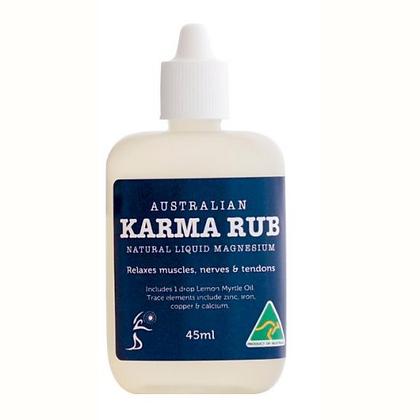 Karma Rub Liquid Magnesium 45ml