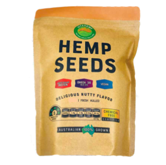 VitaHemp Hemp Seed 450gm