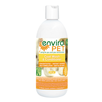 Envirocare Pet Coat Wash & Conditioner 500ml