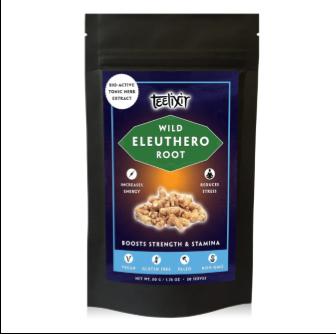 Teelixir Eluthero Root 50gm