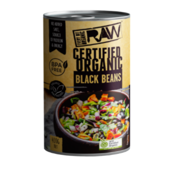 EBO Organic Black Bean 400gm