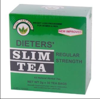 Nutri-Leaf Slim Tea Regular 30 Bag