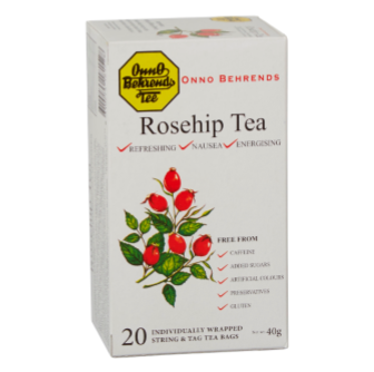 Onno Behrends Rosehip Tea 20 Bag
