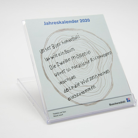 Jahreskalender Buecherwäldli