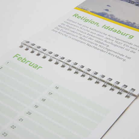 Kalender Gähwil