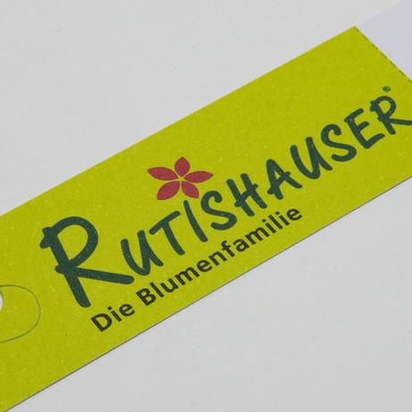 Preisschilder Rutishauser