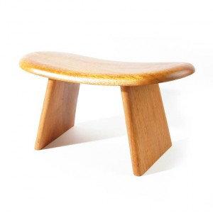 Banc de méditation en pin appeller shogi