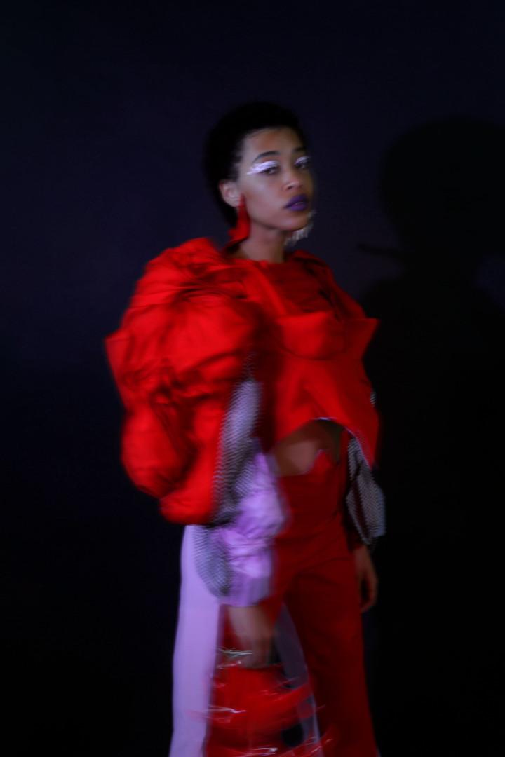 Model: Lorena Photography: Vivian S
