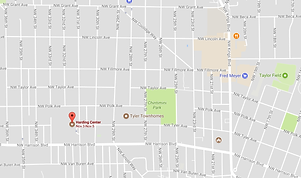 Map of Harding Center.png
