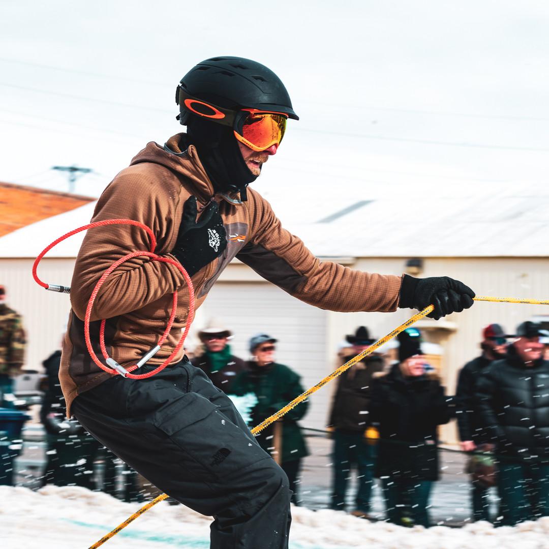 2019 Sheridan WYO Winter Rodeo