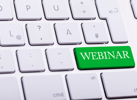 FREE Webinars to Replace Canceled Southeastern PERC Education Sessions
