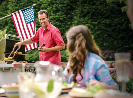 A Recipe for Safety Grilling