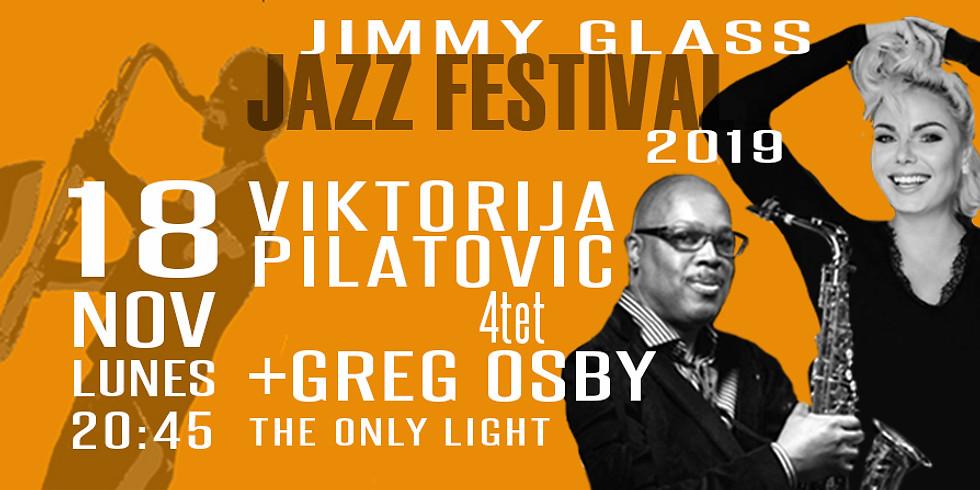 Viktorija Pilatovic 4tet feat. Greg Osby