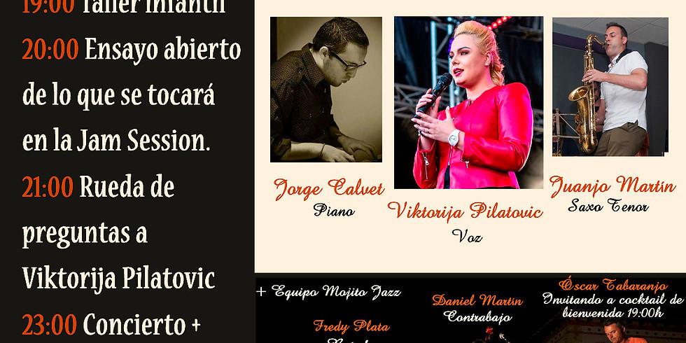 Jazz en la Serranía
