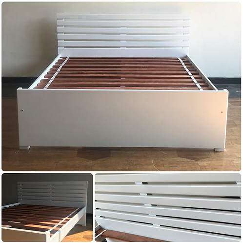 "KING STRIPE Bed - 78"" x 72"""