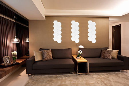 Painel led touch 6000k