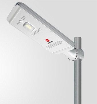 Luz Solar de Rua 756 Lm