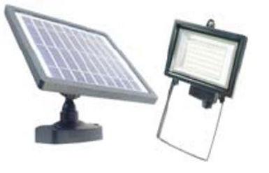 Reflectores solares, la solucion en el ahorro de energia