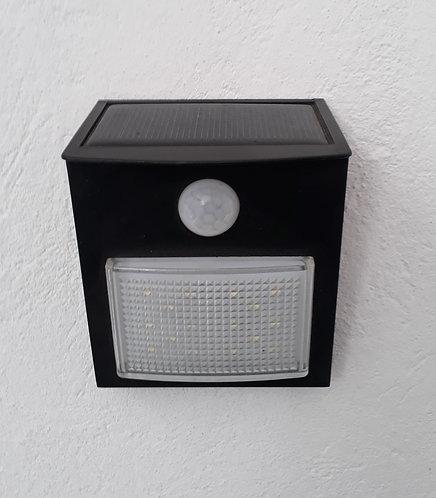 Refletor solar 10 LED com sensor