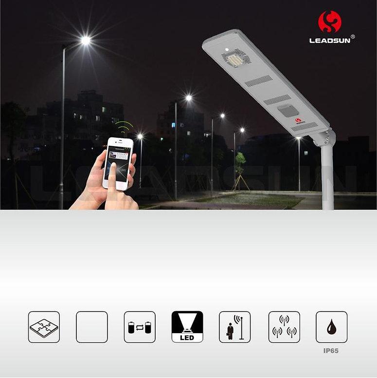 AE2, luz solar para estacionamiento