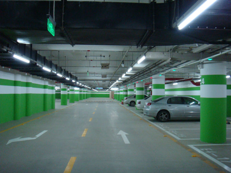 Iluminacion Estacionamientos