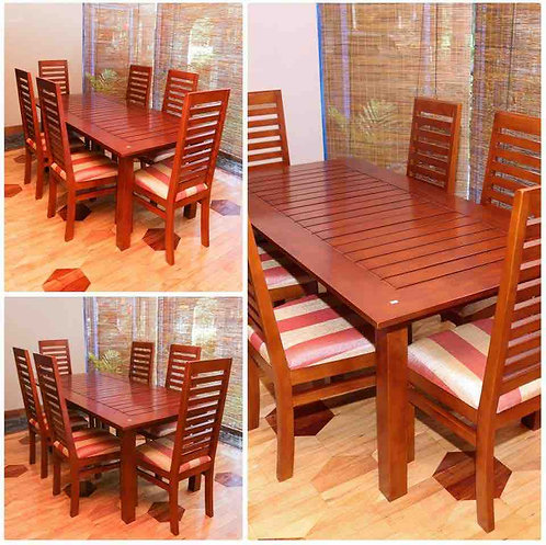 STANDARD Dining Table & 6 Chairs