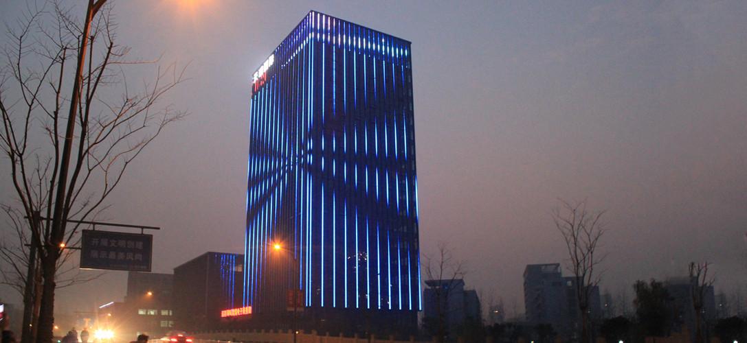 iluminacao arquitetonica led