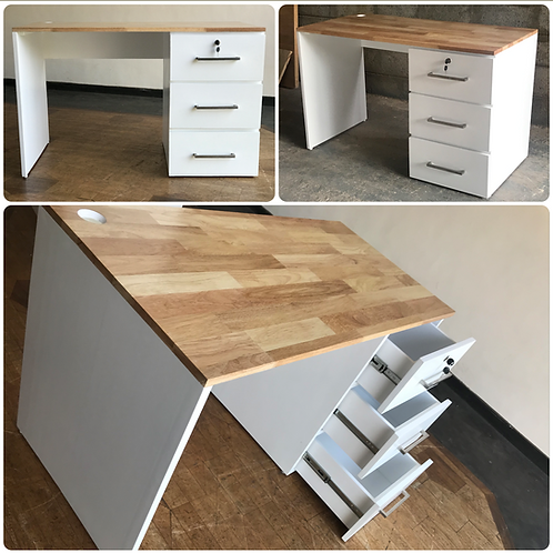 3 Drawers - Office Table