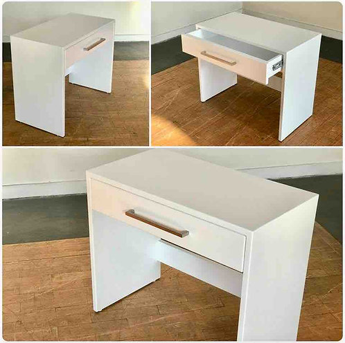 DE Single Drawer Desk