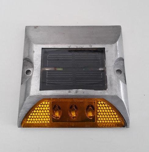 Marcação Solar SR-153 amarelo piscando 3 LED