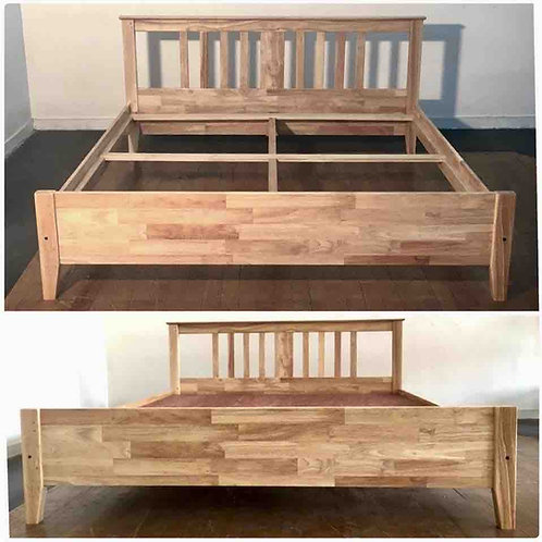 """SIMPLE STRIPEE Bed  King -  78"""" x 72"""""""