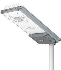 PBOX X5, Iluminaçao solar