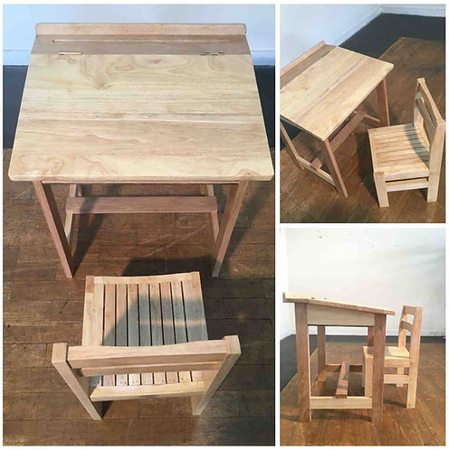 Children's Desk & Chair