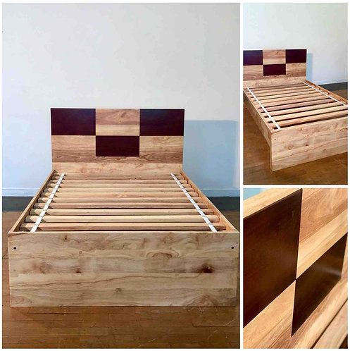 "Double Bed  - 75"" X 48"""