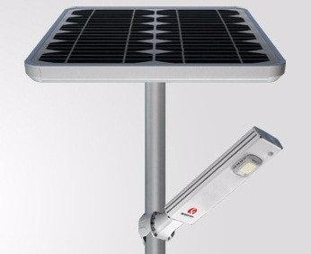Luz Solar de Rua 2.200 Lm