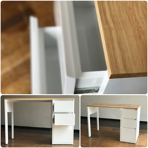 2 Drawer Office Table