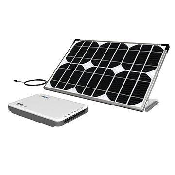 Estação de energia solar portátil PBOX P5S