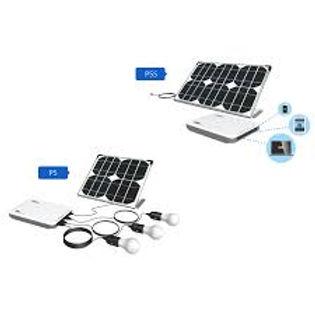 PBOX P5, luz solar de casa